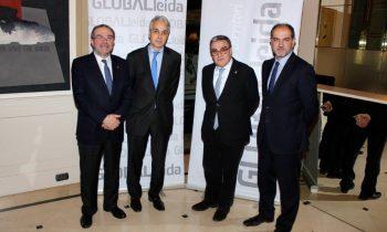 El President de GLOBALLEIDA Antoni Brufau, presenta a Barcelona, el projecte de creació d'un Fons de Capital Risc per Lleida.
