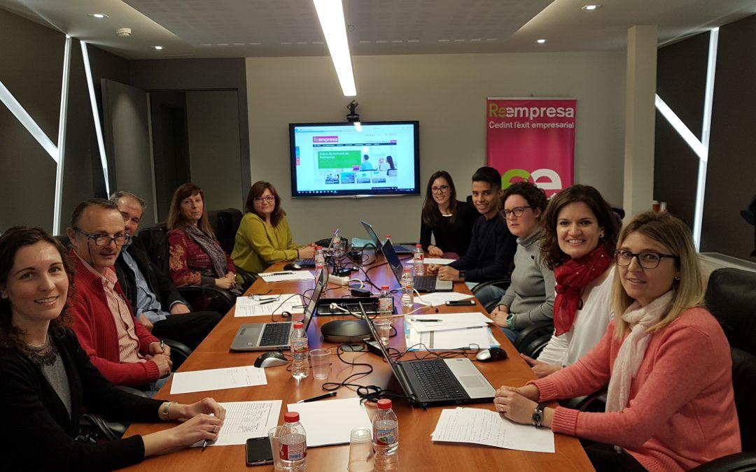 GLOBALLEIDA organitza una nova jornada formativa  del programa Reempresa