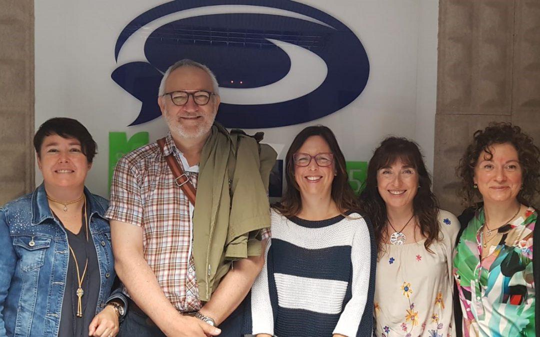 A l'espai de GLOBALLEIDA a UA1 Ràdio hem parlat de com es treballa la emprenedoria en els centres educatius de Lleida.