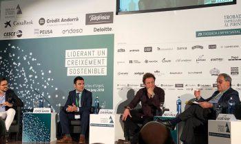 Un any més GLOBALLEIDA  dóna suport a la Trobada Empresarial al Pirineu