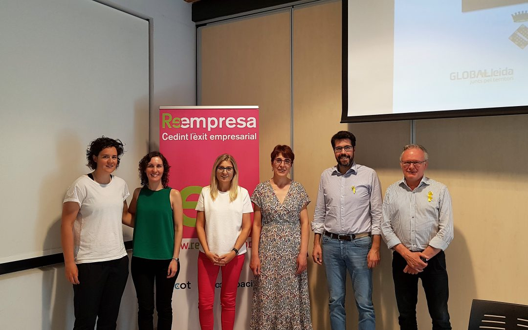 La Seu d'Urgell ha acollit la presentació del programa Reempresa