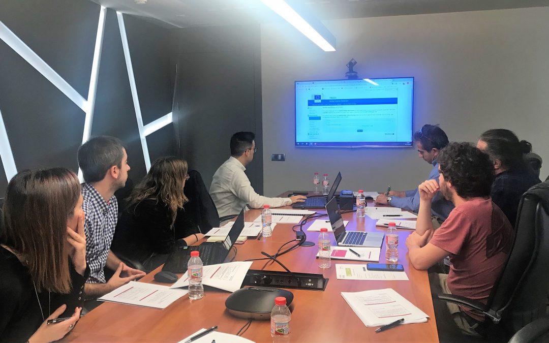 Última formació grupal del programa Lleida StartUp de GLOBALLEIDA
