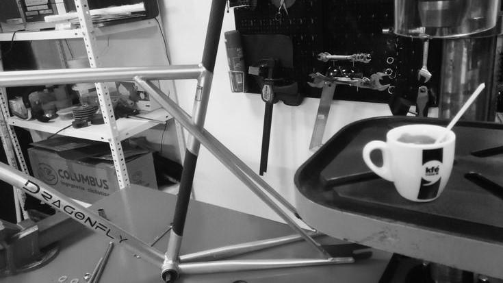 Dragonfly l'única empresa dedicada a la fabricació de bicicletes a mida al CONNECTICAT de Lleida TV