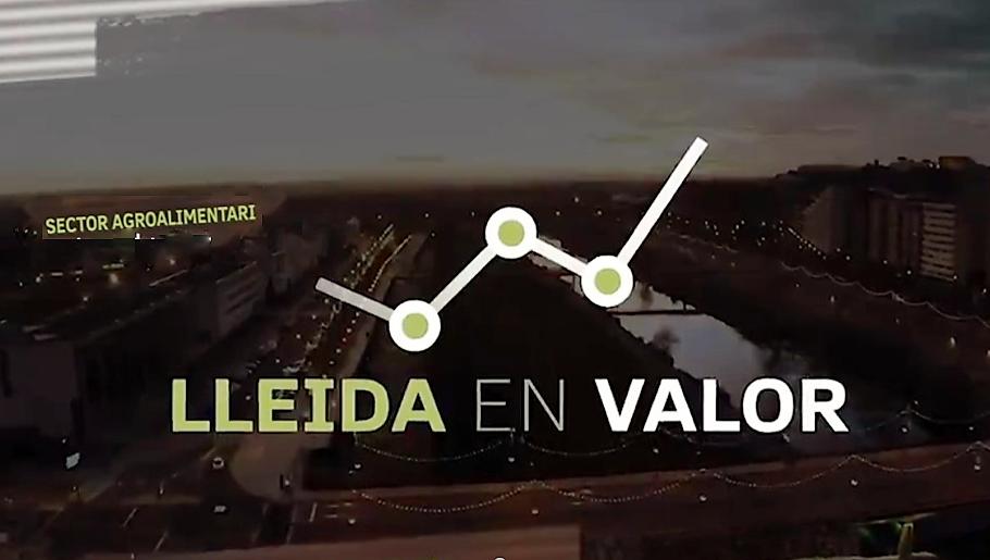 El grup ACTEL, el celler Tomàs Cusiné i la cooperativa de la Granadella al programa TV Lleida en Valor dedicat al sector Agroalimentari