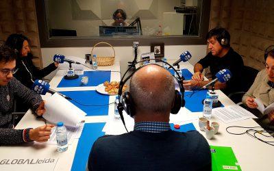 Avui a UA1 Ràdio hem parlat amb els 4 productors de la nova marca conjunta d'Oli SuoTempore