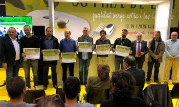 Suo Tempore, l'Oli amb l'estàndard de qualitat més alt del món guardonat a la 56ª Fira de l'Oli de Les Borges Blanques