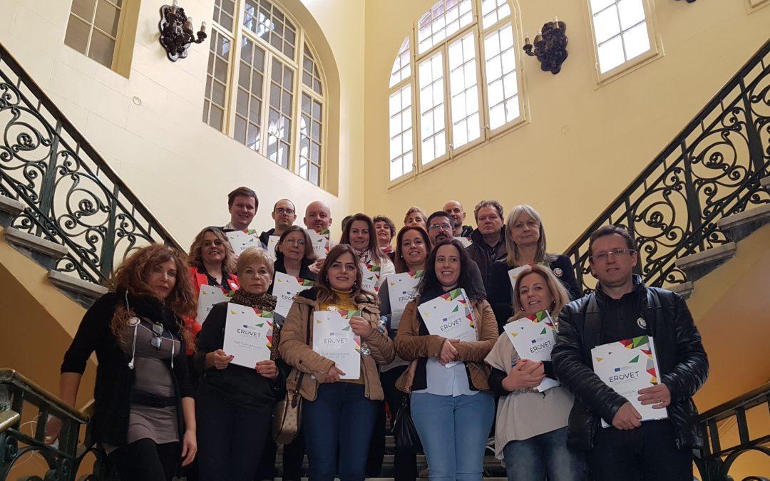 Lleida seu de la 5a reunió del projecte europeu EROVET