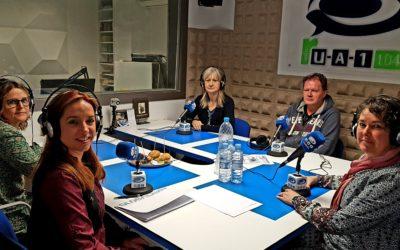Avui a UA1 ràdio hem parlat del programa EROVET per millorar les oportunitats d'accés al mercat laboral dels estudiants