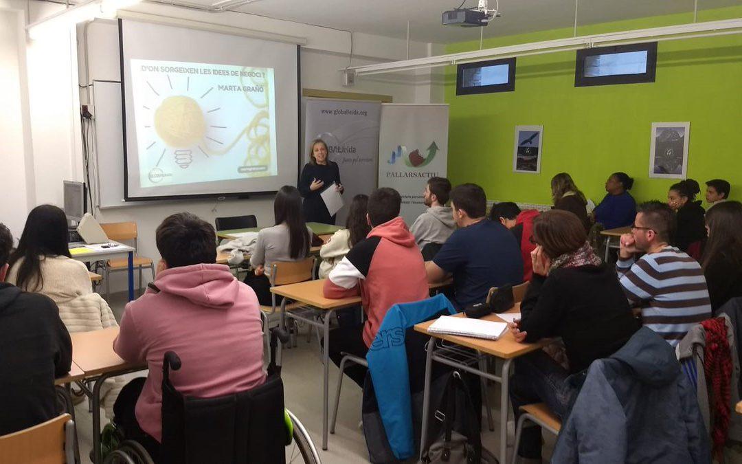 Un total de 93 alumnes han participat en les sessions formatives del Programa E2, escola d'Emprenedors