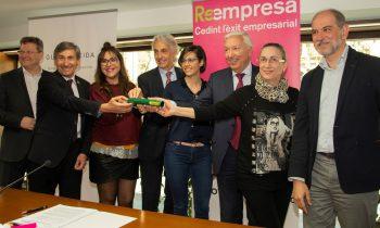 Lleida suma el 6% dels casos d'èxit del programa reempresa de Catalunya