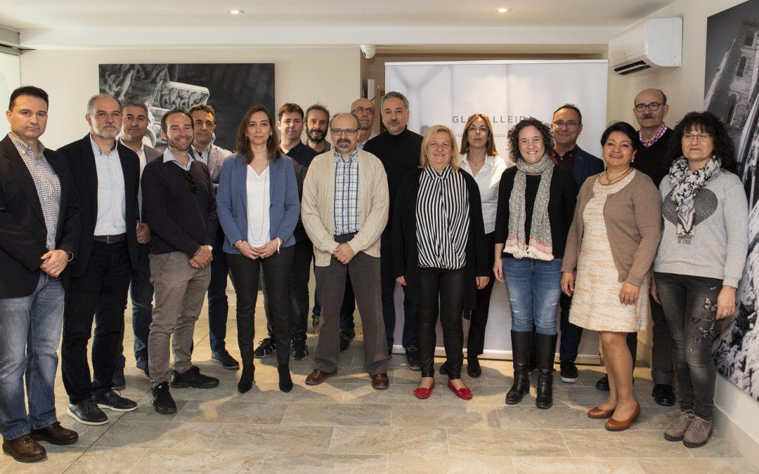 22 empreses lleidatanes han participat a la Ronda de Finançament organitzada per GLOBALleida
