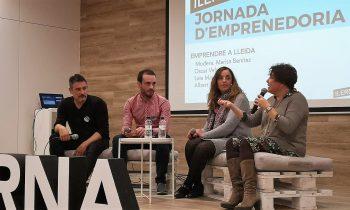 GLOBALLEIDA, participa a la Jornada  d'Emprenedoria organitzada per ILERNA