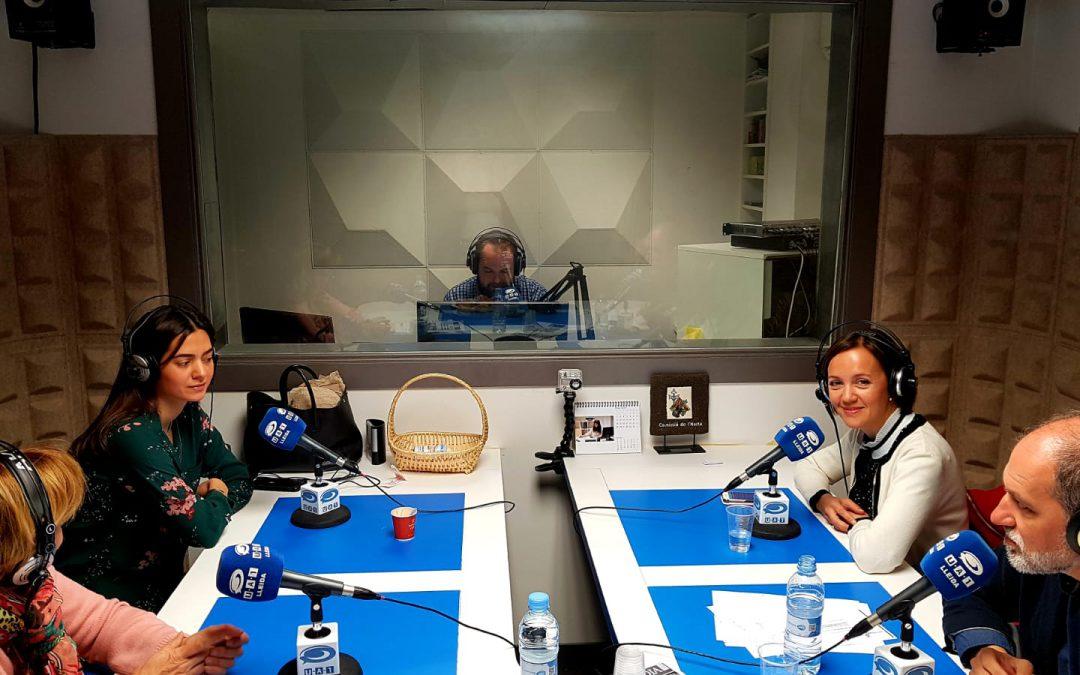 Avui a UA1 Ràdio hem parlat de dones i emprenedoria