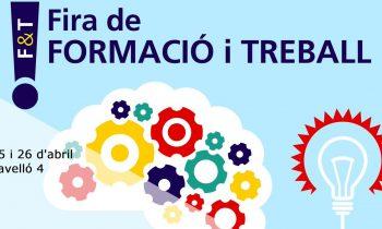 """GLOBALLEIDA del 25 al 26 d'abril a la Fira de Formació Professional i Treball """"F&T"""""""