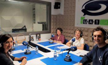 Avui, a UA1 Ràdio hem parlat del l'edició 2019 dels  programes T'ACOMPANYEM i LLEIDA STARTUP