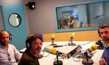 Avui emprenedors de la Xarxa CEI han parlat de les oportunitats de negoci en el sector primari al programa Empresaris de Ràdio Lleida-Cadena SER