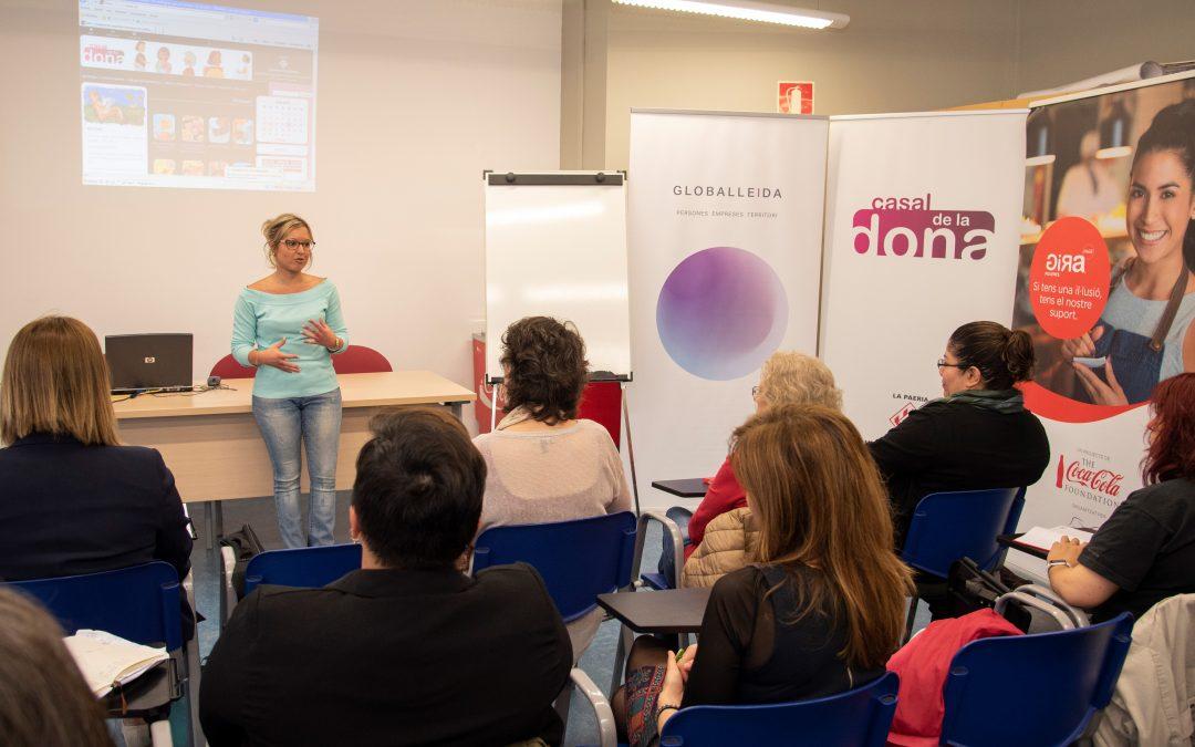 GIRA Mujeres, una ruta cap a l'emprenedoria i l'ocupabilitat de les dones