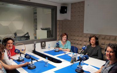 A l'espai de GLOBALLEIDA a UA1 Ràdio hem parlat de la emprenedoria als centres educatius de Lleida