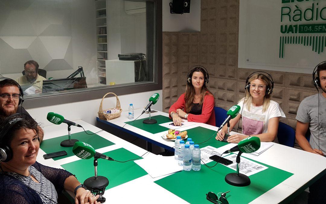 Avui a UA1 Lleida Ràdio  hem parlat amb empresaris  que volen créixer amb els programes d'acceleració empresarial de GLOBALLEIDA
