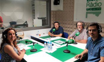 Avui a UA1 Ràdio hem fet balanç de les activitats formatives de GLOBALLEIDA en el 1er semestre de 2019