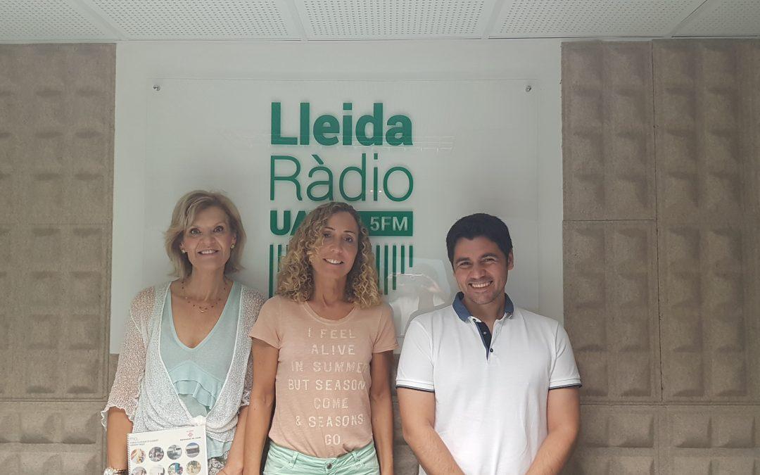 Avui a UA1 Ràdio hem parlat de la Plataforma Virtual d'Ocupació que gestiona GLOBALLEIDA
