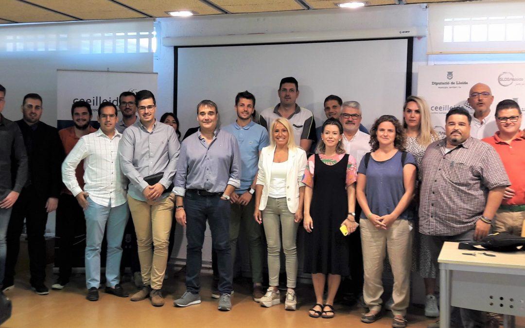 El CEEILLEIDA suma set 'startups' a la xarxa CEI