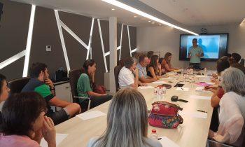 El programa T'ACOMPANYEM i Lleida StartUp de GLOBALLEIDA reuneix a les empreses participants en una nova sessió formativa.
