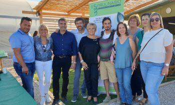 S'inaugura la primera granja de cultiu  d'Espirulina fresca a Lleida