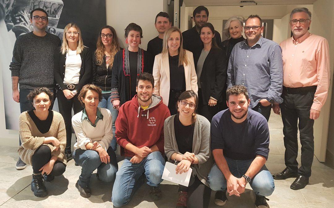 Nova sessió formativa del programa T'ACOMPANYEM i Lleida StartUp de GLOBALLEIDA