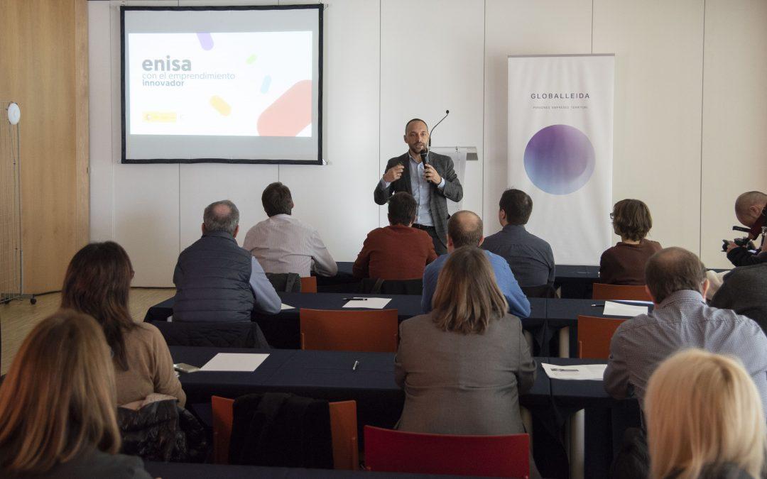 Més de 2.600.000€ negociats a la Ronda de Finançament amb ENISA i CDTI