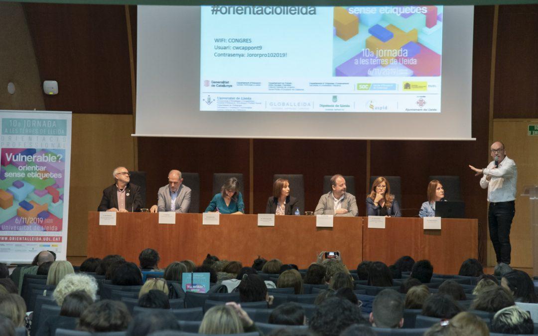 10ª Jornada d'Orientació Professional a Lleida