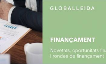 Pròxima Jornada de Finançament organitzada per GLOBALLEIDA
