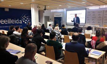 GLOBALLEIDA ofereix formació per fomentar l'emprenedoria al conjunt del territori