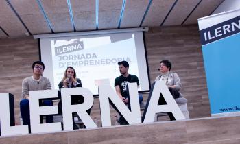 GLOBALLEIDA participa a la II Jornada d'Emprenedoria organitzada per ILERNA