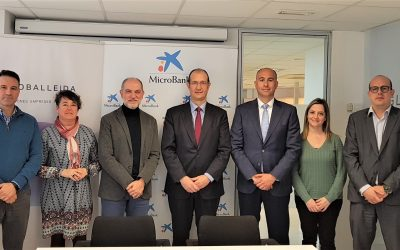 GLOBALLEIDA i MicroBank subscriuen un acord de col·laboració per incentivar l'autoocupació, l'activitat emprenedora i els projectes empresarials innovadors