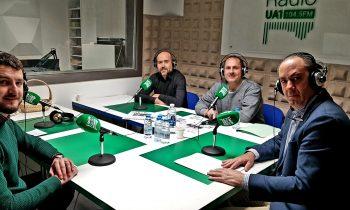 GLOBALLEIDA amb  emprenedors i tècnics de la Xarxa CEI a l'espai de Lleida Ràdio UA1