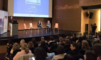 La tecnologia i l'humor  han liderat la jornada Dones i Emprenedoria D&E 2020