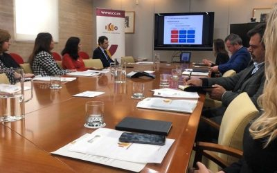 GLOBALLEIDA participa a la Jornada Agents Col·laboradors 2020 organitzada per l'Institut de crèdit Oficial ICO a Madrid