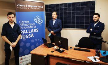 El Centre d'Empreses Innovadores del Pallars Jussà suma una nova firma