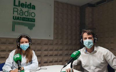Avui a Lleida ràdio UA1 amb Ingamevr i MySoluzion