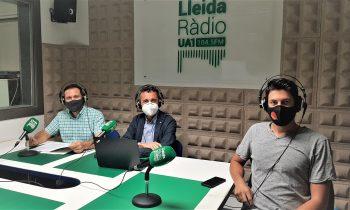 Avui a UA1 ràdio Lleida, hem parlat de la ronda de finançament organitzada per GLOBALLEIDA  en el marc de la Fira de Sant Miquel