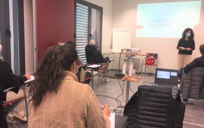 Aquesta setmana formació al CEI Les Borges Blanques i al CEI Val d'Aran