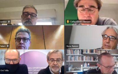 El patronat de GLOBALLEIDA definirà en sis mesos el model de col·laboració en el projecte de Transformació Econòmica de les Terres de Lleida liderat per la Diputació de Lleida