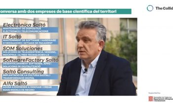 Presentació de la Comunitat Científica Emprenedora a Lleida