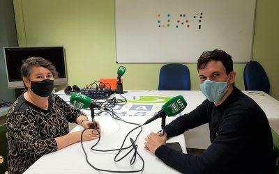 Acomiadem l'any a UA1  Lleida Ràdio parlant del servei d'assessorament de GLOBALLEIDA