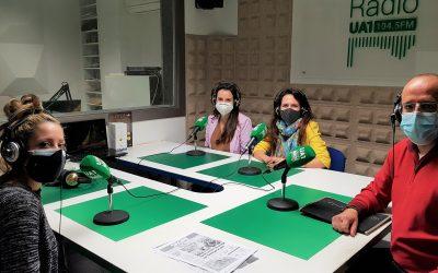 Emprenedors de l'Urgell, a l'espai de GLOBALLEIDA a UA1 Ràdio