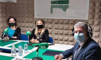 Avui a UA1 Lleida Ràdio hem fet balanç del programa Reempresa