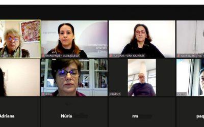 Primera sessió informativa del programa Gira Mujeres 2021