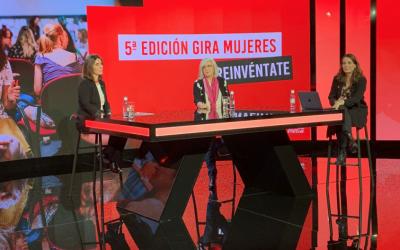 El Programa Gira Mujeres inicia la 5ª edició amb el focus posat en l'emprenedoria femenina com a motor econòmic