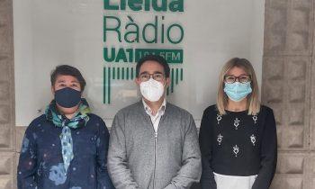 Avui a UA1 Lleida Ràdio hem presentat la nova edició dels programes d'acceleració empresarial de GLOBALLEIDA